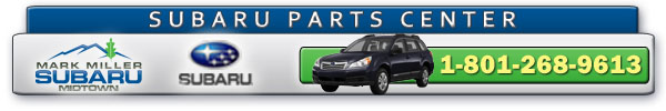 Mark Miller Subaru Midtown Parts Center