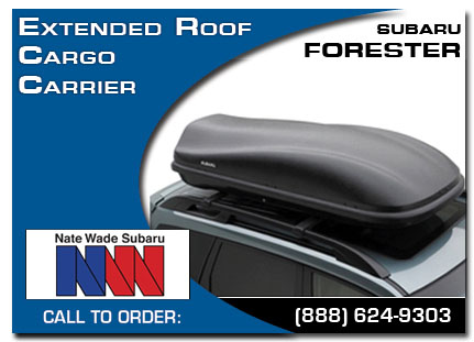 Salt Lake City, subaru, roof cargo carrier, extended, forester, accessories, parts, specials
