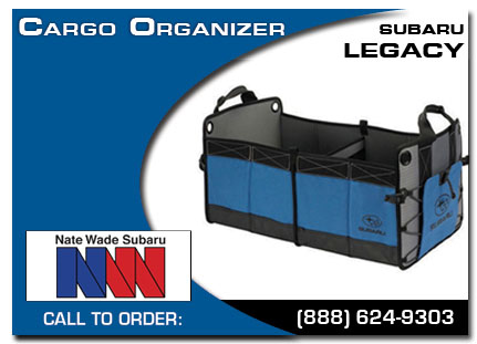 Salt Lake City, subaru, cargo organizer, legacy, accessories, parts, specials