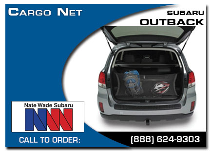 Salt Lake City, subaru, cargo net, outback, accessories, parts, specials