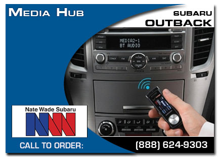 Salt Lake City, subaru, media hub, excludes navi, outback, accessories, parts, specials