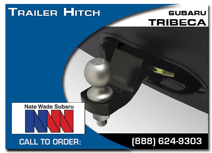 Salt Lake City, subaru, trailer hitch, tribeca, accessories, parts, specials