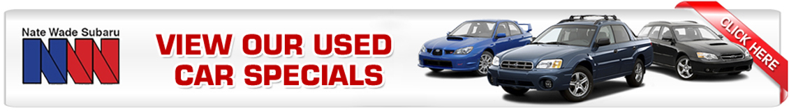 Salt Lake City Used / Pre-Owned Special Discounts