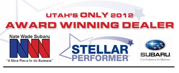 Subaru Utah