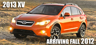 2013 Subaru XV Coming Soon, Subaru Pacific, Hermosa Beach, Los Angeles, Torrance, Long Beach, Santa Monica, California