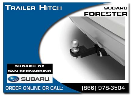 2012 Subaru Forester Accessories San Bernardino