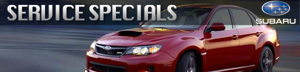 subaru service specials, Los Angeles, Glendale, Pasadena, Burbank, Santa Monica