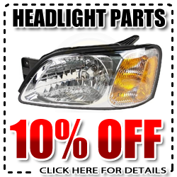 Subaru Headlights Parts Discount Coupon, Car Repair & Maintenance Specials, Denver, Thornton, Boulder, Colorado Springs, Fort Collins