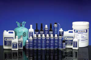 Subaru Chemical Product 