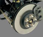 Genuine Subaru Brake Rotors