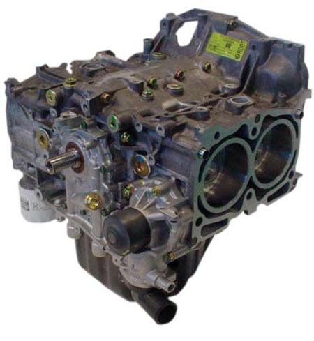 Subaru Remanufactured  Short Block