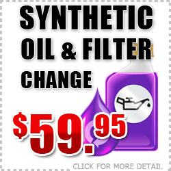 Tucson Subaru Synthetic Oil Change Service Special Discount Coupon serving Drexel Heights, Phoenix, Casas Adobes, Catalina Foothills
