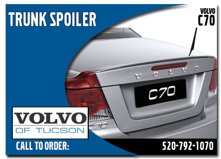 Trunk Spoiler, phoenix, casa grande, casas adobes, sierra vista, chandler, arizona