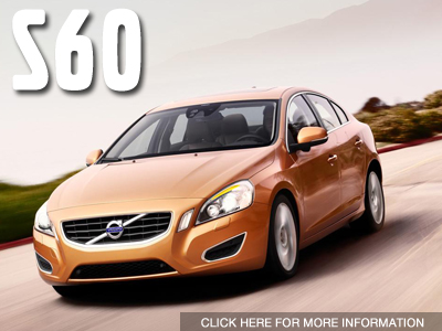 Volvo S60 Coupe Accessories & Performance Parts in Tucson & Phoenix Arizona