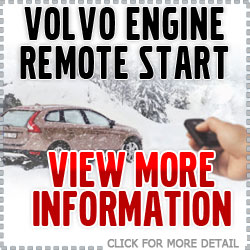 Volvo Engine Remote Start Installation at Volvo of Tucson