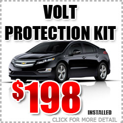 Chevy Volt Protection Package Parts Special Discount coupon serving Portland Oregon