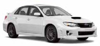 2012 Subaru WRX Limited 4-Door Phoenix Arizona