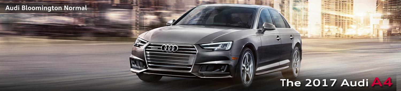 2017 Audi A4 Model Features & Details