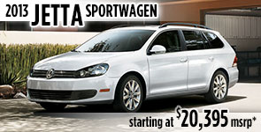 New 2013 VW Jetta Sportswagen Model Details & Specifications serving Ballard, Seattle, West Woodland, Phinney Ridge, Fremont, WA