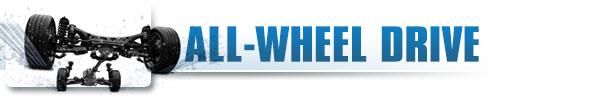 Subaru All-Wheel Drive Service Contract