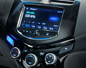 2014 Spark EV Center Mounted Display Console