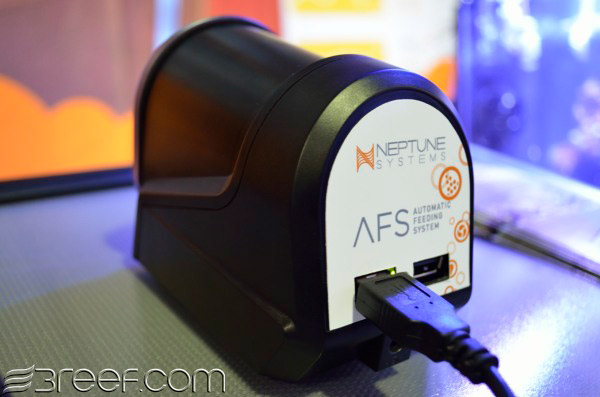 Automatic Feeding System From Neptune Systems Delivers The