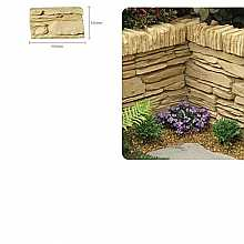 Kelkay Daleside Walling Half Block York Gold (60 Pieces)