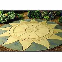 Sunflare Patio Circle Kit 2.56m