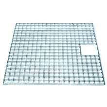 Square Galvanised Steel Grid