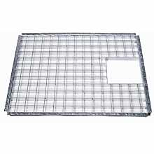 Rectangular Galvanised Steel Grid