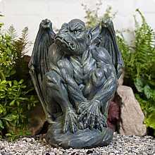 Kelkay Guarding Gargoyle