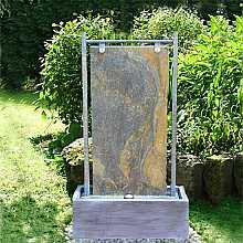 Treviso Zinc Metal Water Feature