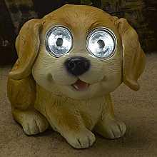 Bright Eye Dogs, Golden Labrador by Smart Solar