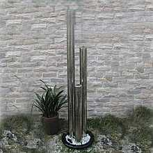 Belgrade Stainless Steel Fountain Water Feature