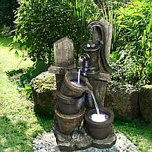 Kelkay Country Water Pump Easy Fountain Water Feature