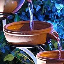Replacement Terracotta Cascade Small Bowl