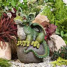 Kelkay Magic Green Dragon on Ball