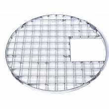 Round Galvanised Steel Grid