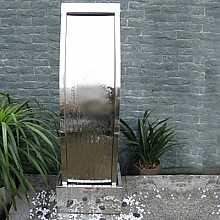 Paris Stainless Steel Fountain Water Feature