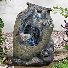 Relic Urn Spring Kelkay Easy Fountain