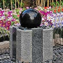Solar Granite Drava water feature