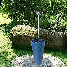 Sorrento Zinc Metal Water Feature
