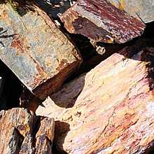 Kelkay Rustic Slate Rockery Stone Bulk Pallet