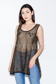 Crochet Net SL Top