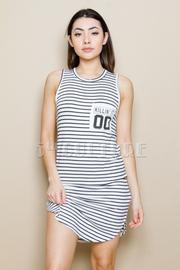Killin' It Striped Tunic Dress