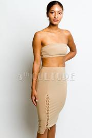 Bandeau & Skirt Set
