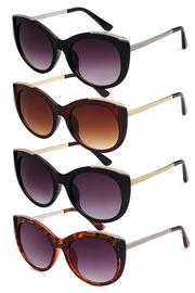Arrow Metal Point & Metal Arm Sunglasses