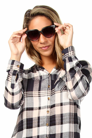 Wayfarer Gradient Basic sunglasses