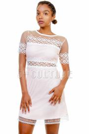 Crochet Sweet Mini Tube Dress