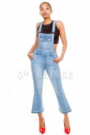 Summer Denim Pants Overall